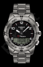 Vyriškas laikrodis Tissot T-Touch T047.420.44.057.00