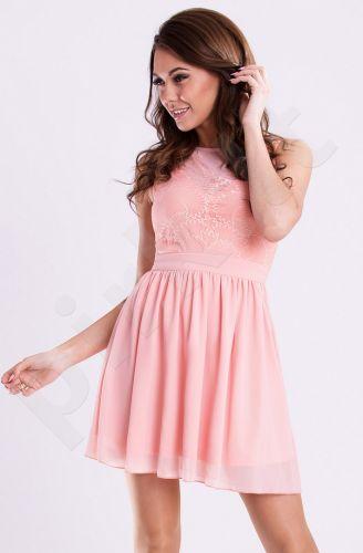 Emamoda suknelė - rausva 12007-3