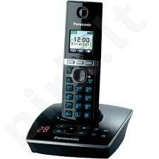 Telefonas bev. Panasonic KX-TG8061FXB
