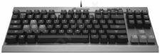 Žaidimų klaviatūra Corsair Vengeance K65 Compact Mechanical, USB, US version