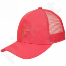 Kepurė  su snapeliu 4F M H4L19-CAD003 62S raudonas