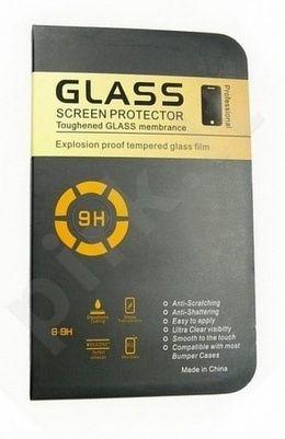 Sony Xperia M2 Aqua ekrano stiklas 9H Telemax permatomas