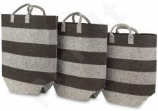 3 krepšelių komplektas 105623