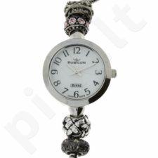 Moteriškas laikrodis RUBICON RNBC72 LS WH AR