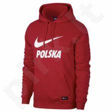 Bliuzonas  Nike Polska Hoodie Core M 891719-608