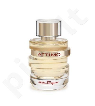 Salvatore Ferragamo Attimo, kvapusis vanduo (EDP) moterims, 100 ml (Testeris)