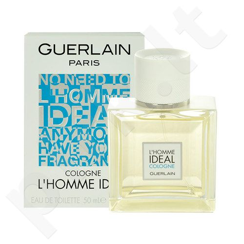 Guerlain L´Homme Ideal Cologne, EDT vyrams, 100ml
