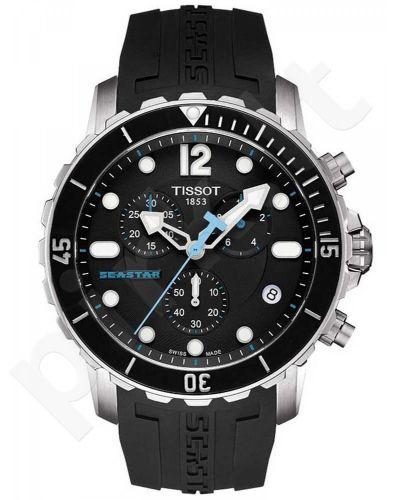 Laikrodis TISSOT SEASTAR 1000 kvarcinis T0664171705700