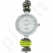 Moteriškas laikrodis RUBICON RNBC72 LS WH IN