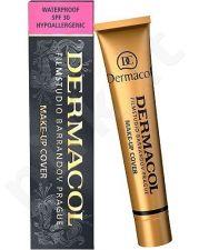 Dermacol Make-Up Cover, SPF30, makiažo pagrindas moterims, 30g, (212)