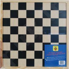 Šaškių/šachmatų lenta Longfeld 40x40cm