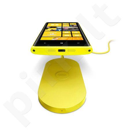 Nokia bevielis įkroviklis DT-900 geltonas