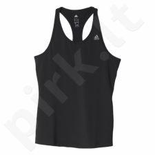 Marškinėliai treniruotėms Adidas Basic Solid Tank W AJ5351