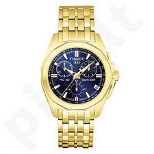 Tissot T-Classic PRC 100 T22.5.686.41 vyriškas laikrodis-chronometras