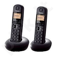 Panasonic KX-TGB212FXB Cordless phone Panasonic