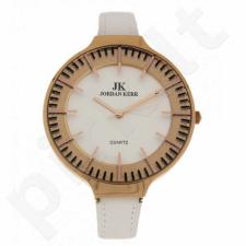 Moteriškas laikrodis Jordan Kerr 2735ALX/IPR/WHITE