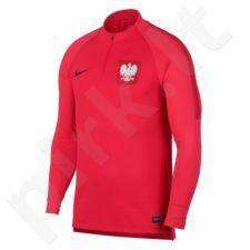 Bliuzonas  Reprezentacji Polski Nike DRY SQD DRILM TOP M 893346-653
