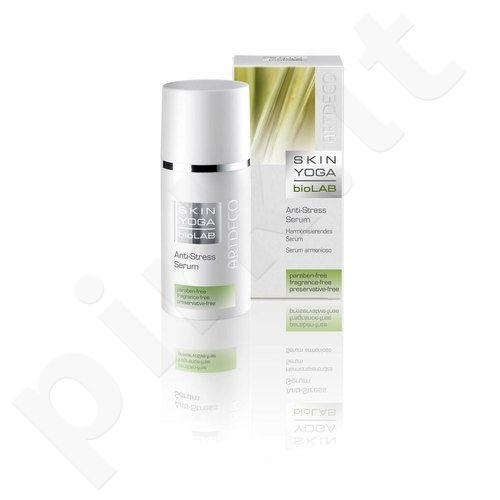 Artdeco Skin Yoga BioLAB Anti Stress serumas, 30ml, kosmetika moterims