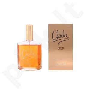 REVLON CHARLIE GOLD edt vapo 100 ml Pour Femme