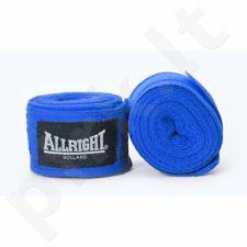 Tvarstis boksui  Allright 4,2 m - 2vnt. mėlyna