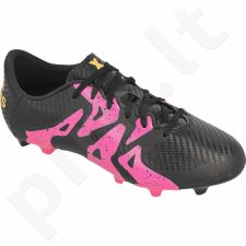 Futbolo bateliai Adidas  X 15.3 FG/AG Jr S74636