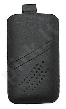 16-B rudas SEAM universalus dėklas i9100 Telemax juodas