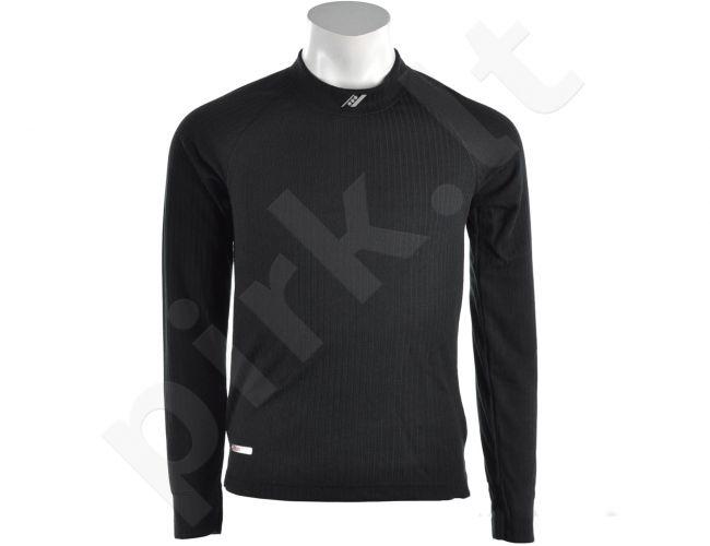 Termo marškinėliai 29308 L 210 black/pink