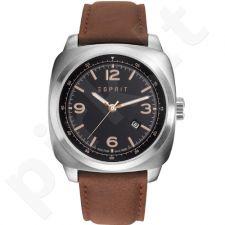 Esprit ES103611009 Conduit Cognac vyriškas laikrodis