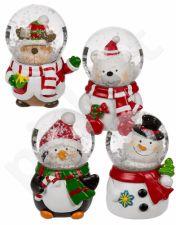 Kalėdinis sniego rutulys