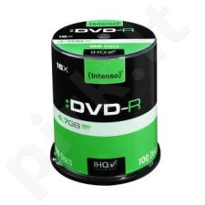 DVD-R Intenso [ cake box 100 | 4.7GB | 16x ]