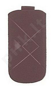 16-B1 RHOMBUS universalus dėklas N5130 Telemax rudas