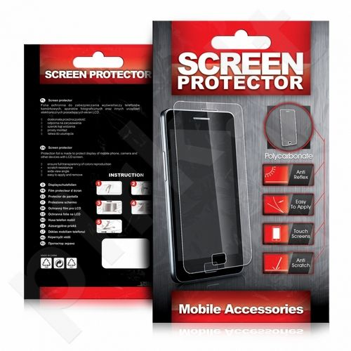 Sony Xperia Z ekrano plėvelė PROTECTOR Telemax permatoma