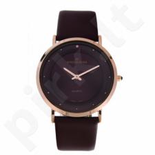 Moteriškas laikrodis Jordan Kerr S8160G/BROWN