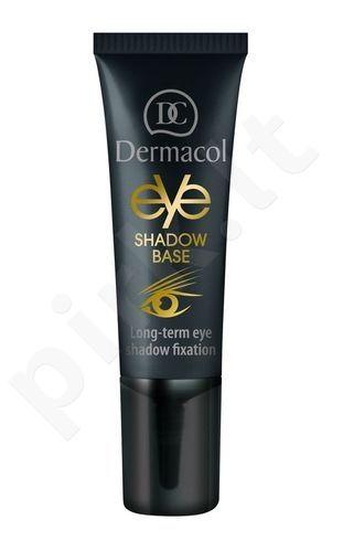 Ilgalaikė vokų šešėlių fiksacija Dermacol akių šešėliai Base, 7,5ml