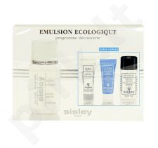 Sisley Ecological Compound Day And Night rinkinys moterims, (50ml Ecological Compound Day And Night + 30ml Eau Efficace makiažo valiklis + 10ml Express Flower gelis Mask + 10ml Global Perfect Pore Minimizer)