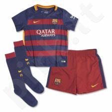 Komplektas futbolininkui Nike FC Barcelona Stadium Home Kids 658684-422