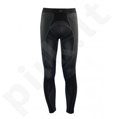 Termo kelnės ARAVINT 204 XS/S black/grey