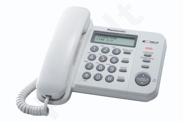 Telefonas Panasonic KX-TS560FXW