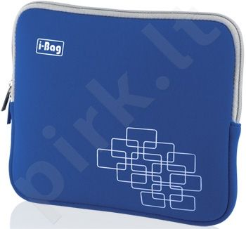 Dėklas neš. kompiuteriui iBOX i-BAG, 10,1'' Mėlynas