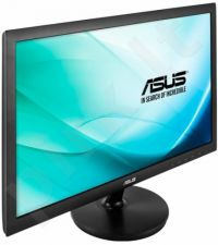 Asus LED VS247NR 23.6'' wide, Full HD, 5ms, DVI, black