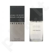 ISSEY MIYAKE L'EAU D'ISSEY HOMME INTENSE edt vapo 75 ml Pour Homme