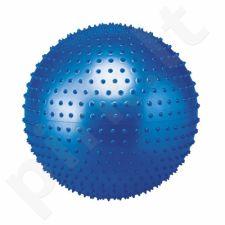 Gimnastikos kamuolys masująca BB 003 56 CM