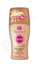 Dermacol deginimosi pienelis purškiklis SPF20, kosmetika moterims, 200ml