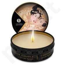 Shunga - Massage Candle (vanilė)30 ml