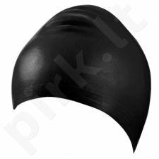 Kepuraitė plaukimui unisex lateksinė 7344 0 black