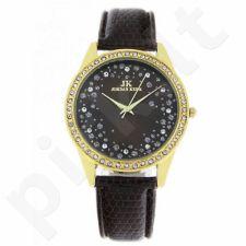 Moteriškas laikrodis Jordan Kerr 4409B/IPG/BROWN