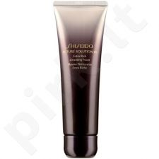 Shiseido FUTURE Solution LX Extra Rich Cleansing Foam, 125ml, kosmetika moterims