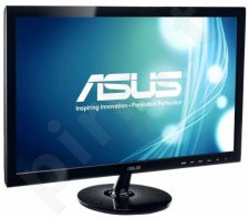 Asus LED VS229HA 21.5'' wide, Full HD, 5ms, HDMI, DVI, black