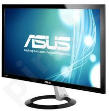 Monitorius Asus VX238H 23'' LED, wide, Full HD, 1ms, 2x HDMI, Juodas