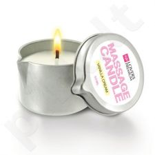 LoversPremium Massage Candle (vanilės kvapo)